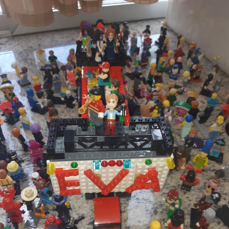 Carnaval em Salvador com a Banda Eva
