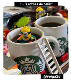Ladrões de café