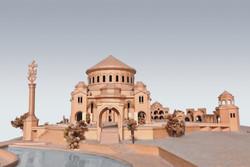 Model © Ghulyan Architects