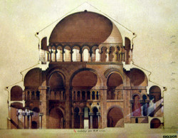 Drawing © Ghulyan Architects