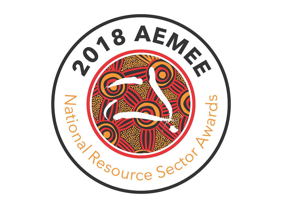2018 AEMEE National Resource Sector Awards Badge
