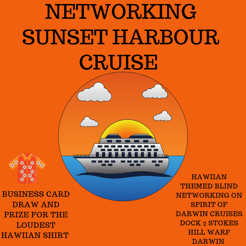 Sunset Networking Cruise