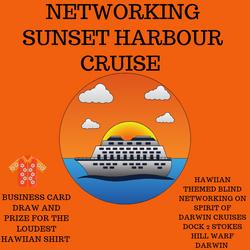Sunset Networking Cruise