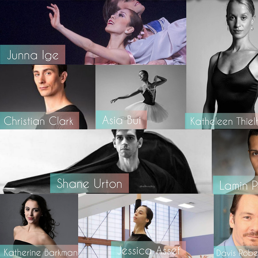 Master Classes for a Cause Bundle - 12 Classes