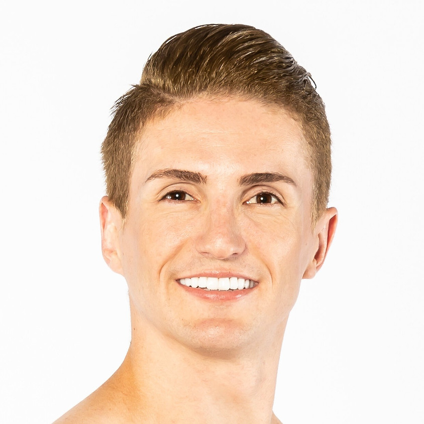 Ballet Class with Nicolas Scheuer, Nashville Ballet and Director of NS Dance Academy
