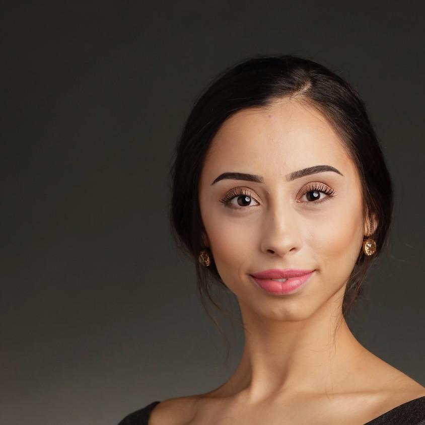Ballet Class with Jessica Assef, Atlanta Ballet