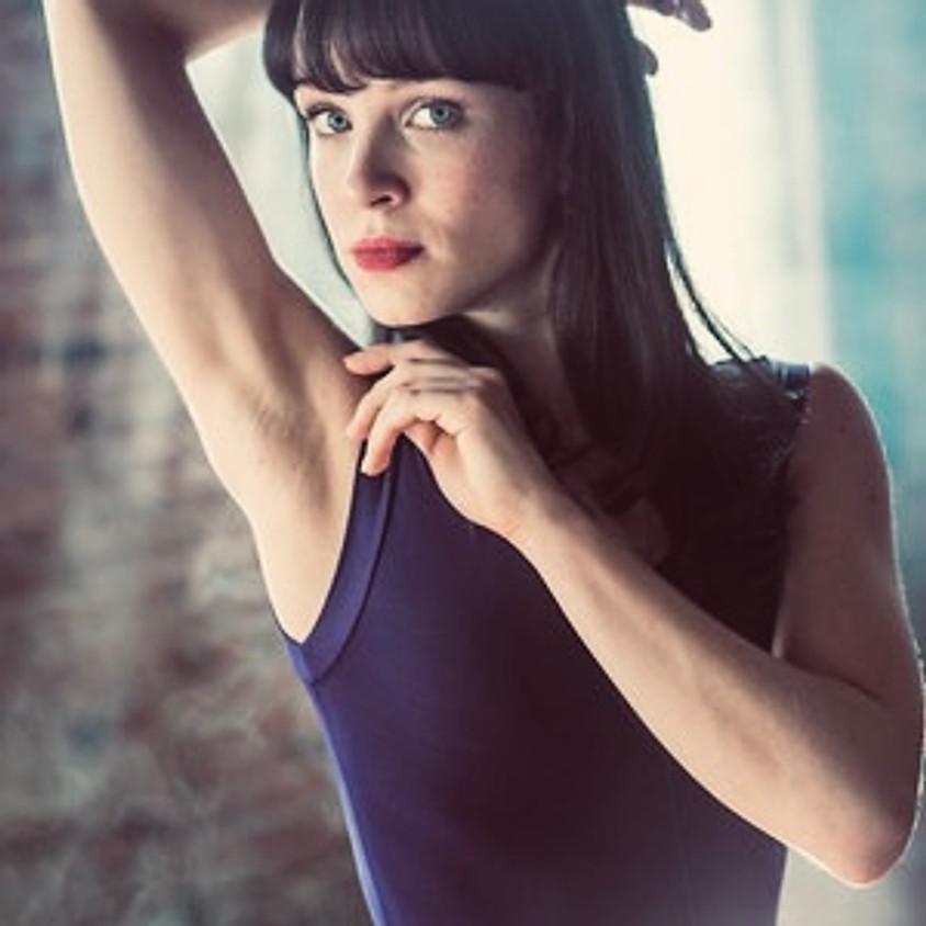 Ballet Class with Mollie Sansone, Nashville Ballet