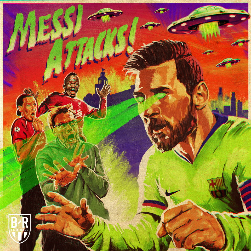 Messi Attacks!