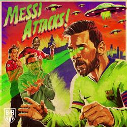Messi Attacks!