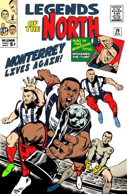 Monterrey Campeón 2019