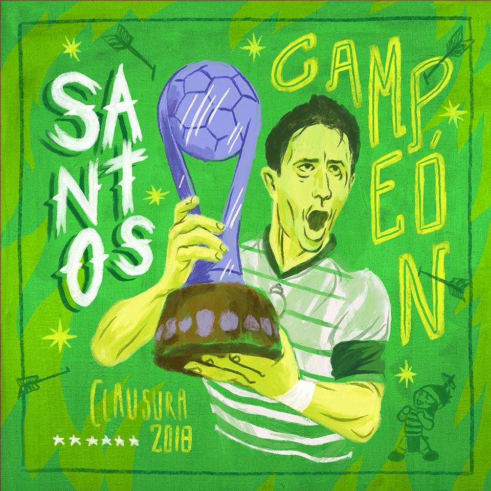 Mexican football champion Clausura