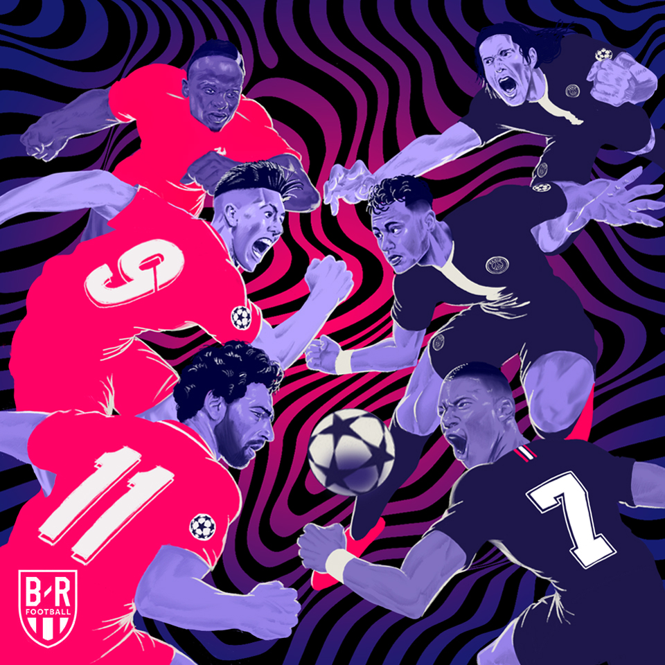 Liverpool VS PSG