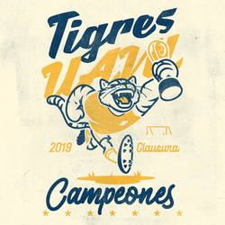 Tigres Campeón 2019