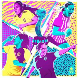 Semifinals Female league