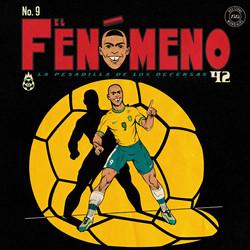 42 years of the Phenomenon¨ Ronaldo