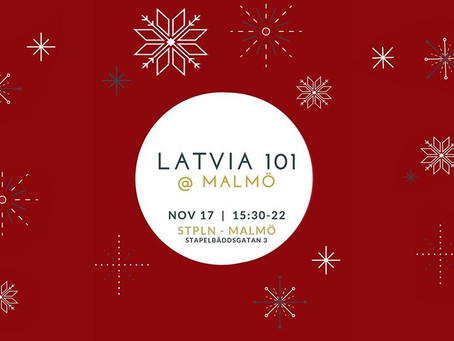Latvia 101 Malmö