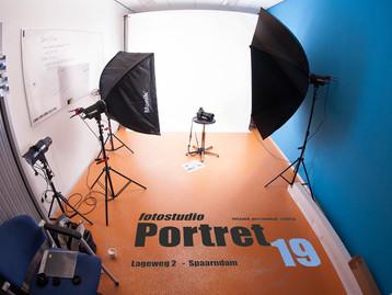 170 Portretten bij het Cluster Techniek van de Hogeschool Leiden zijn vandaag van start gegaan !