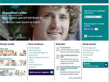 Trial Photo-Shoot in Leiden !