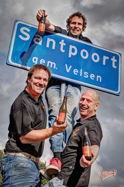 Ondernemers portret: Santpoorts Bier