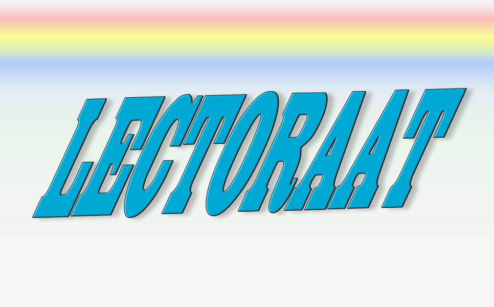 LECTORAAT
