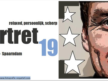 www.Portret19.com is vanaf vandaag online!