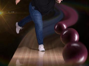 Bowlingsport-portretten