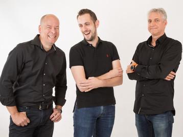 Portretten tbv start-up BLOCX