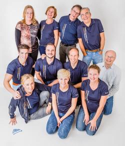 Team Fysio Santpoort 2015