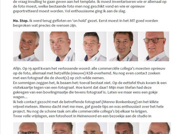 Wow recensie in KSB Nederland BV