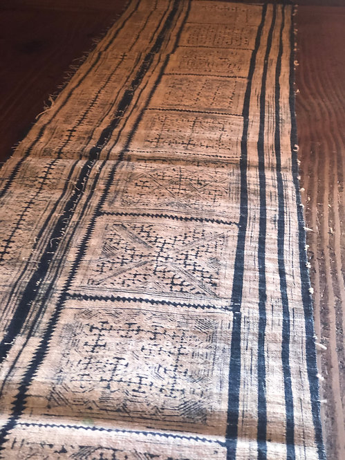 Antique/Vintage Indigo Hmong Fabric...