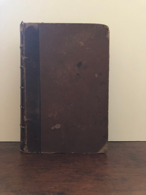 Antique French Pronouning Dictionary