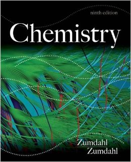 Chemistry, ninth edition.