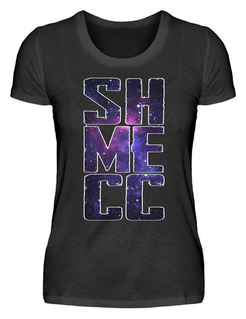 Shmecc Space - Final  - Damenshirt