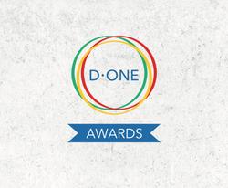 D·ONE Awards logo