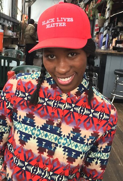 Sold Out Black Lives Matter Maga Style Red Hat Emmatolkin