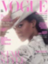 Vogue - Fashion Magazine Feature