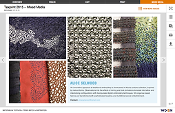 WGSN - Trend Forcasting Feature
