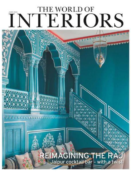 World of Interiors Issue June