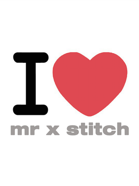 I Heart My X Stitch