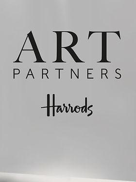 Harrods Art Partner - Alice Selwood x Gingerlily