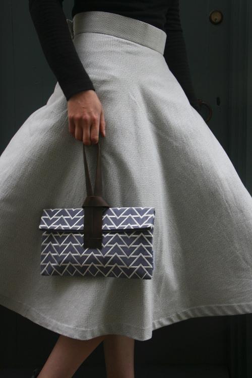 Botallack Clutch Bag