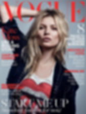 Vogue - magazine feature