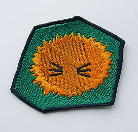 Little Lelant  Wool Embroidery Cutwork