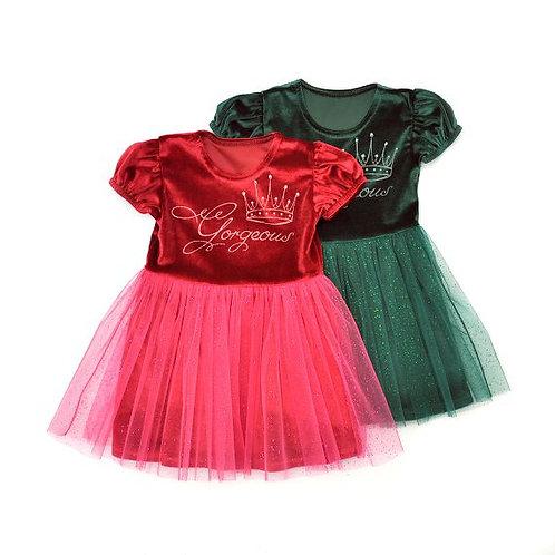 012п. платье для девочки 012п/600