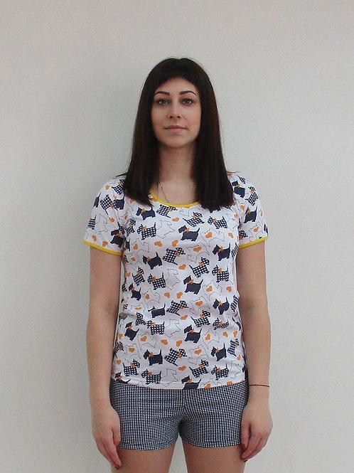 685.пижама женская 685/001н