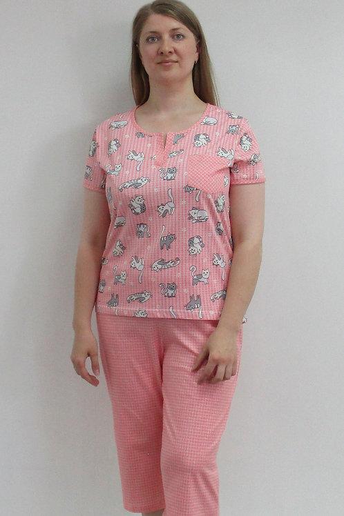 446. пижама женская 446/001н