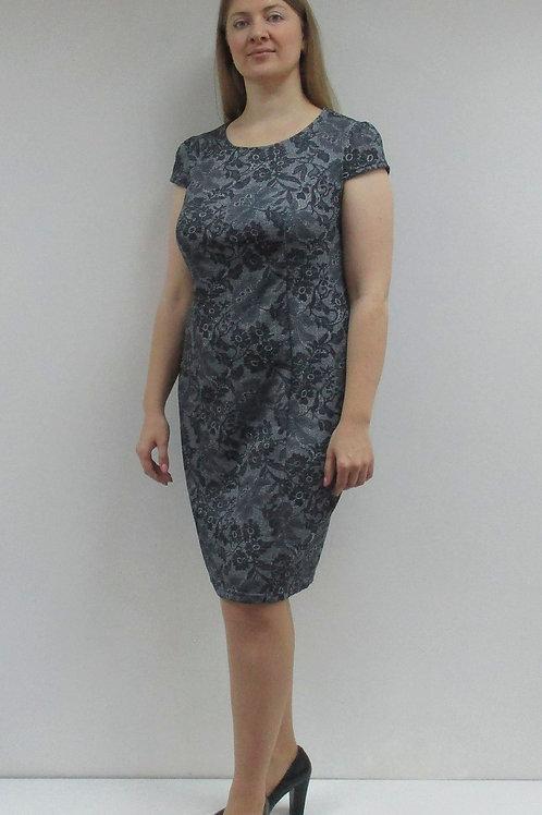 689. платье женское 689/722н