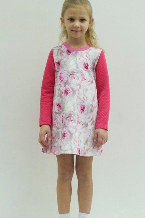 431.платье для девочки 431/278н