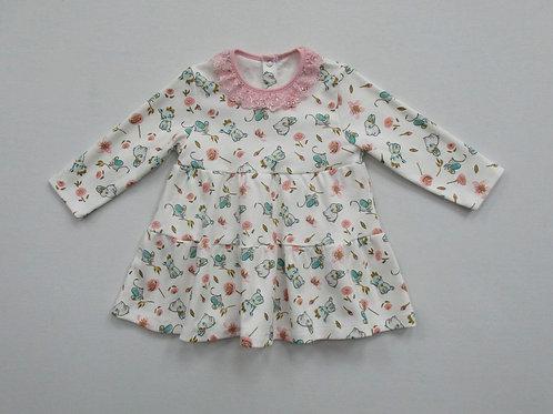 382. платье для девочки 382/067н