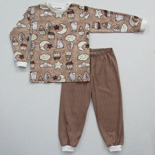 406. пижама детская 406/001н